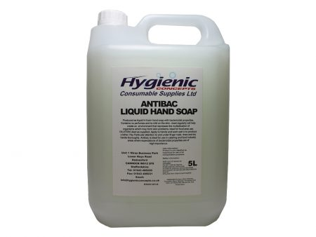 Antibac Liquid Hand Soap