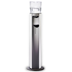 Ebac - Brita Filter - Slimcool Domestic Watercooler - silver