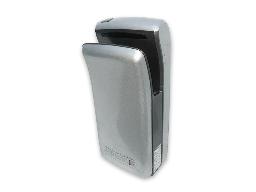 Jet Force Hand Dryer Silver Hand Dryers Janitorial