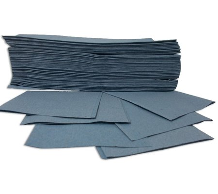 Blue Interleaf Paper Towels