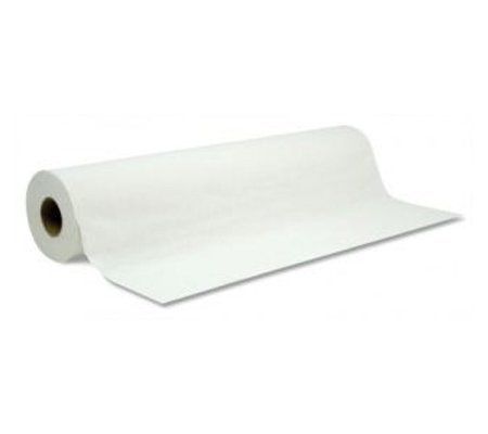"White Hygiene Couch Roll - 20"" 12 pack"