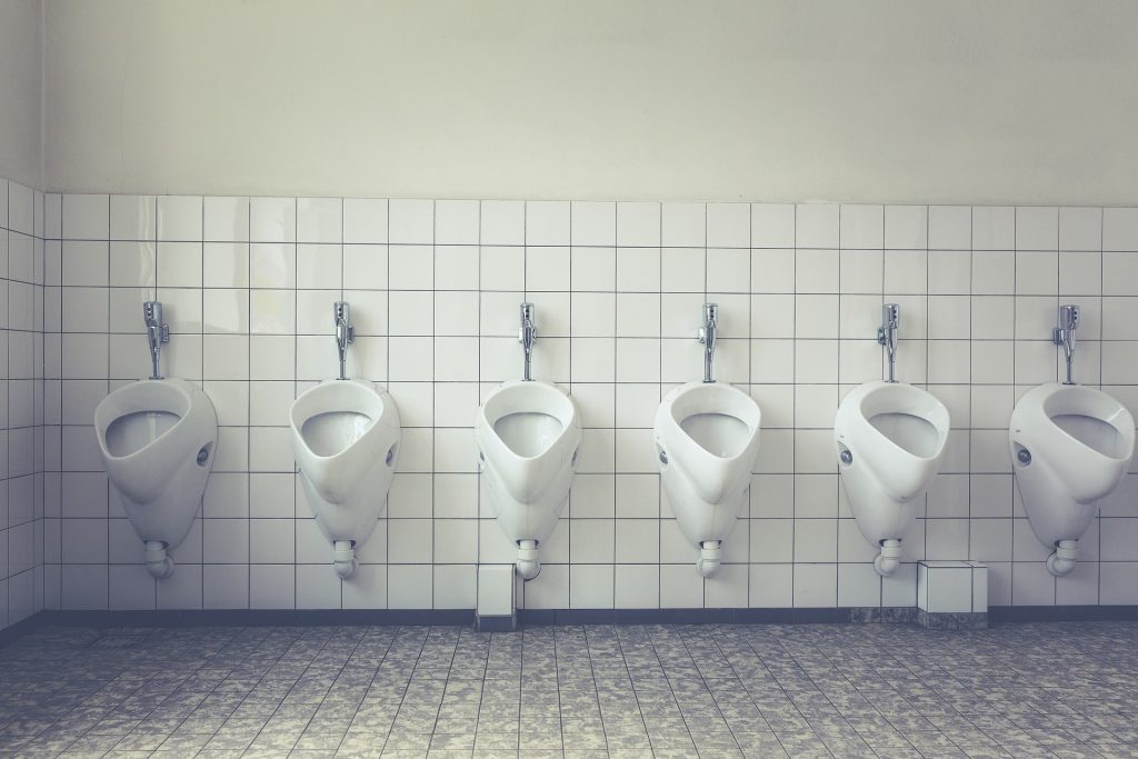 Hospitality and leisure urinals