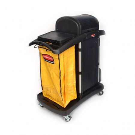 Rubbermaid Cleaning Cart Hood