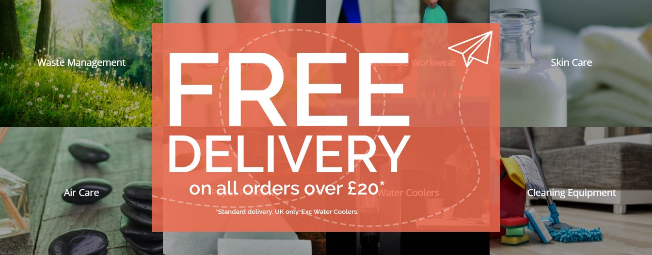Free Delivery - Exc Water Coolers