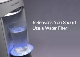 6 Reasons You Should Use a Water Filter