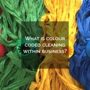 Colour coded cleaning