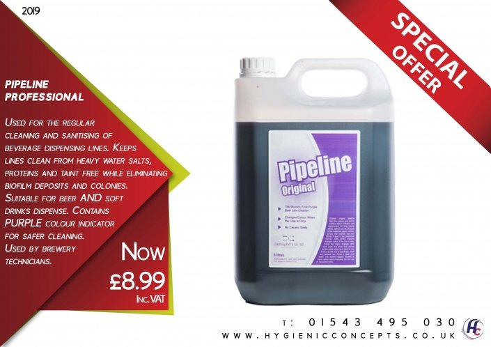 Pipeline Professional Offer