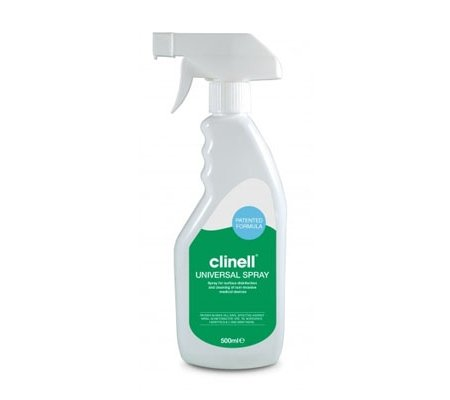 Clinell 500ml spray