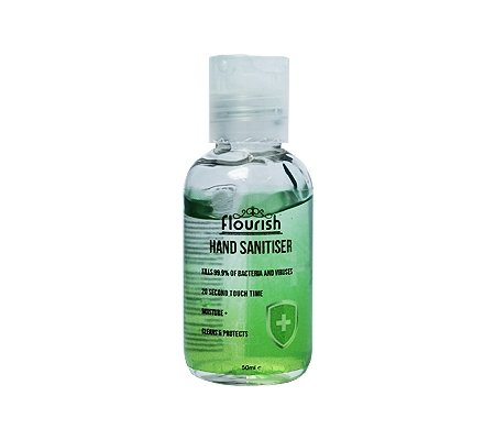 Hand Sanitiser Gel 50ml